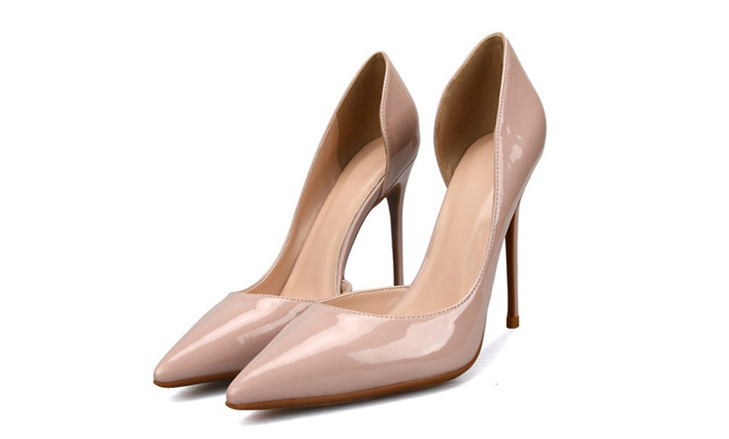 2017 Good Quality Fashion Mid Heel Shoes -