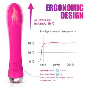 Vibrator Sex Toy Heating | OMySimba