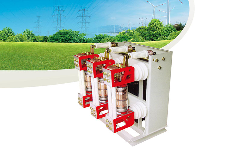 TZN28(A)-12 series Indoor high voltage vacuum circuit breaker Featured Image