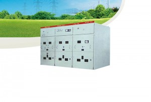 Factory wholesale Incoming And Outgoing Switchgear Panel -
