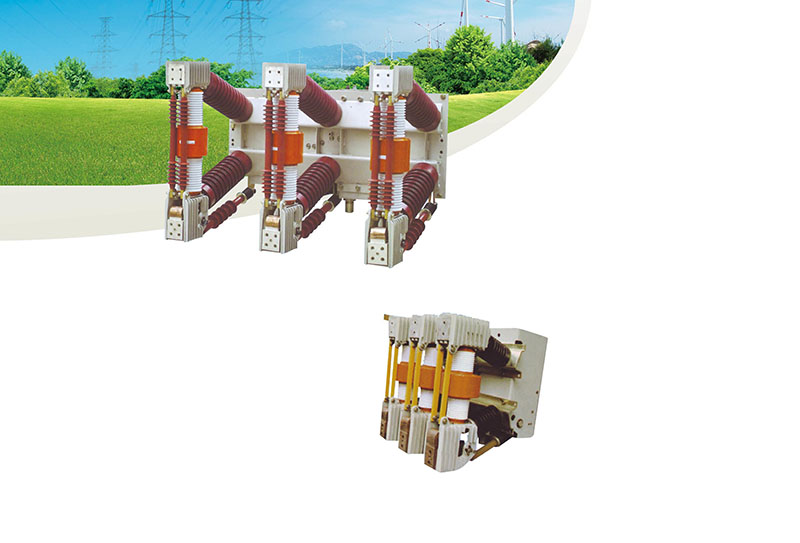 TZN12(68)-12 series TZN12(68)-40.5 series Indoor high voltage vacuum circuit breaker Featured Image