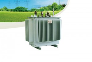 TS9TS11 Oil-filled transformer