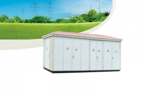 TYBW-40.5F European wind power box substation