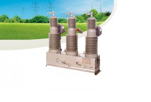 TZW32-24 Outdoor high voltage vacuum circuit breaker