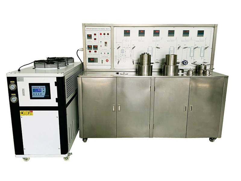Professional China Extruder - Supercritical CO2 Hemp oil Extraction – OPPS detail pictures