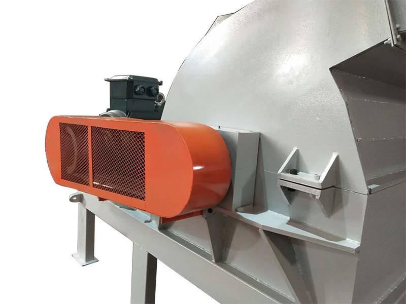 OEM/ODM China Wood Crusher Shredder -