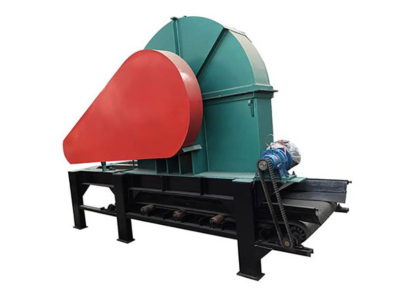 OEM Factory for Straw Crusher - Wood Chipper – OPPS