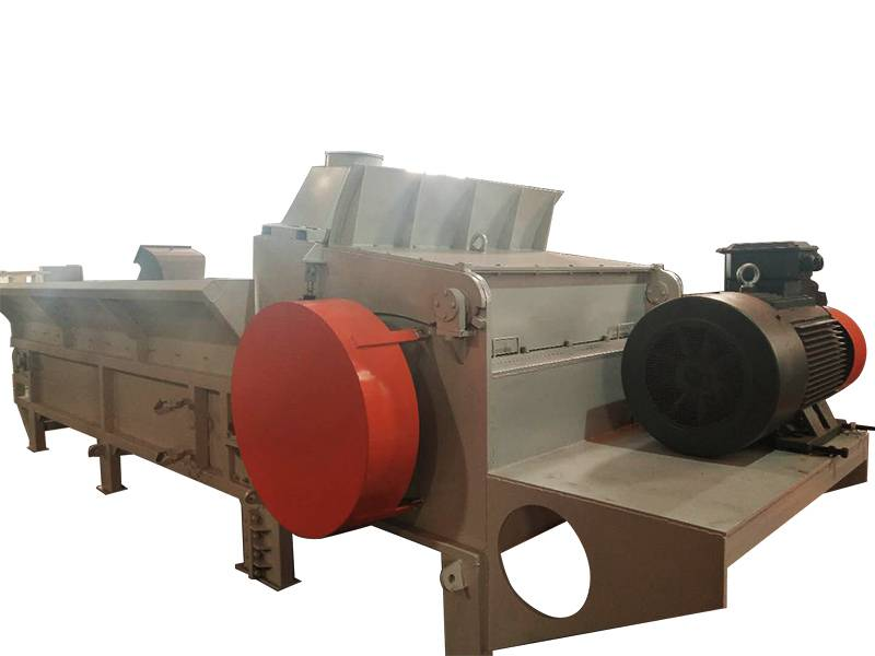 Low MOQ for Small Grain Dehuller Machine - Wood Chipper – OPPS