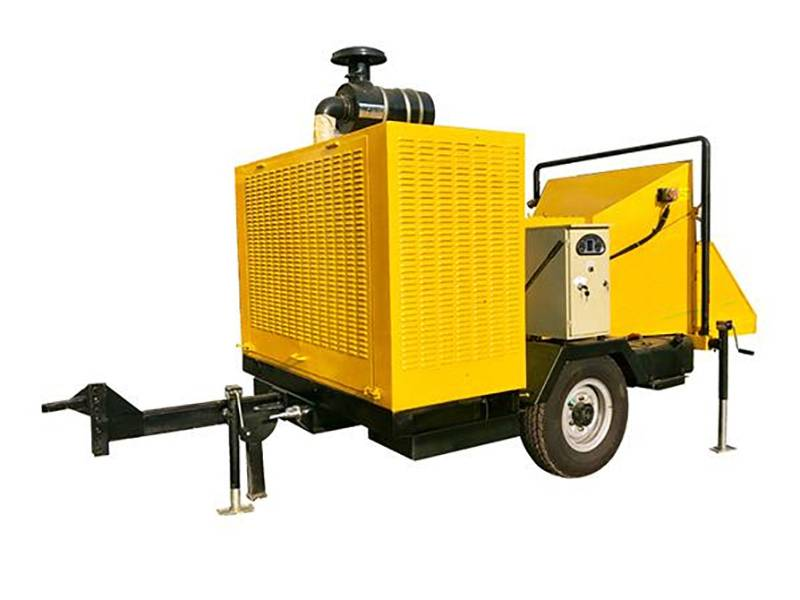 Factory selling Carbon Black Processing Machine - Mobile Wood Brush Chipper – OPPS