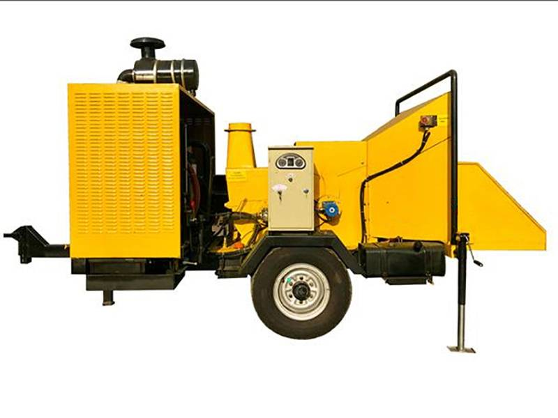 Good Quality Wood Crusher Shredder - Mobile Wood Brush Chipper – OPPS
