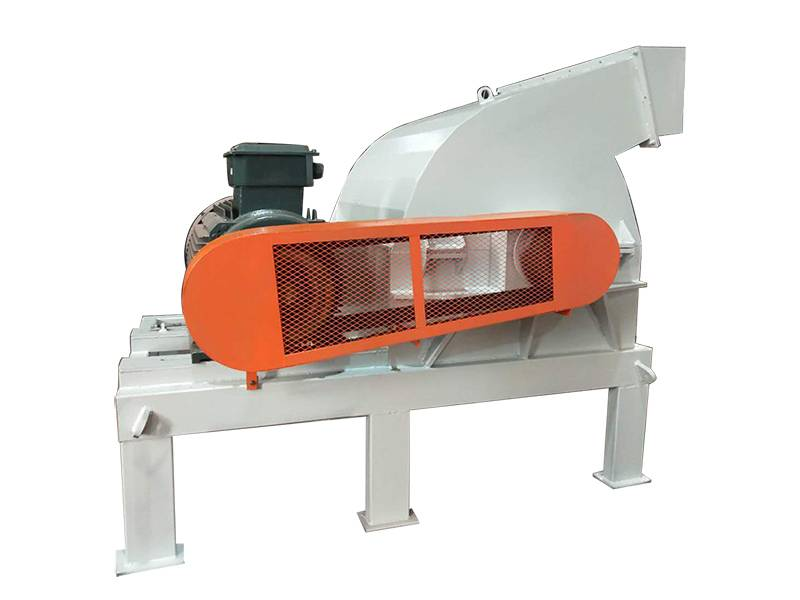 High reputation Municipal Garbage Double Shaft Shredding Machine -