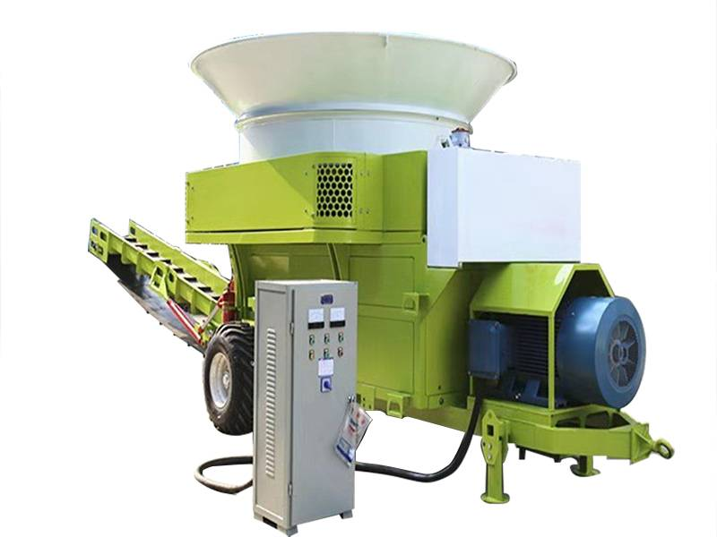 Online Exporter Tire Pyrolysis Machine - Large Scale Hay Tub Grinder – OPPS