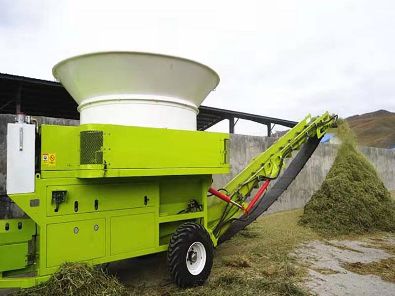 Top Quality Coffee Grinding Machine - Large Scale Hay Tub Grinder – OPPS