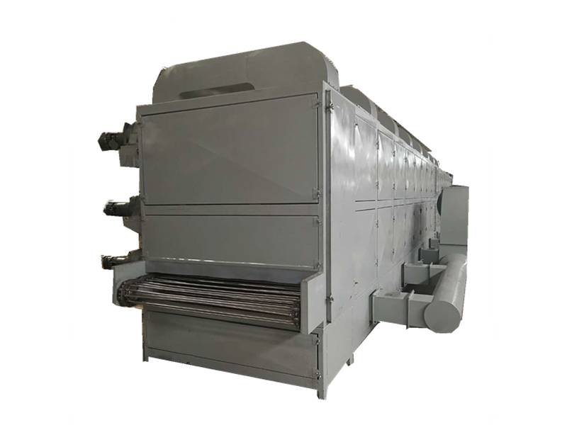 Well-designed Wet Pan Mill - Continuous belt dryer – OPPS