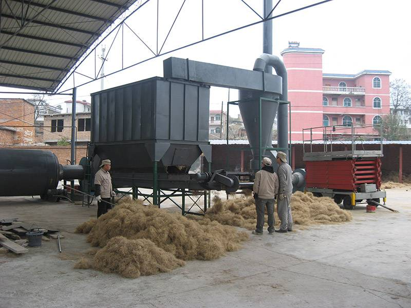 Professional China China Professional Manufacturer Hemp Leaves Conveyor Mesh Belt Dryer
