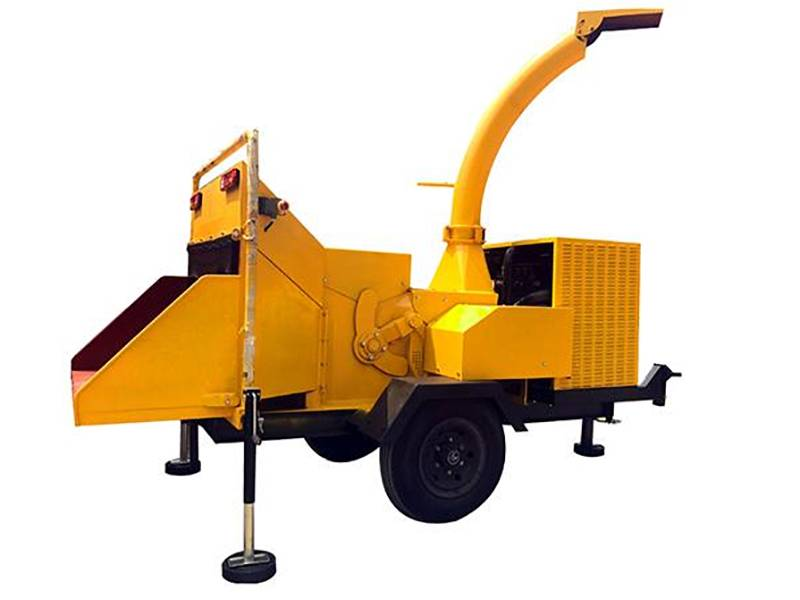 Hot New Products Extrusor - Mobile Wood Brush Chipper – OPPS