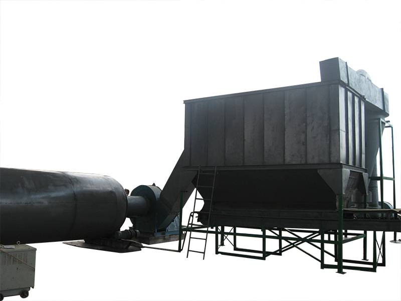 EFB single pass dryer