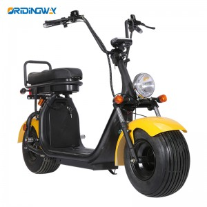 ORIDINGWAY super chopper EEC citycoco electric scooter