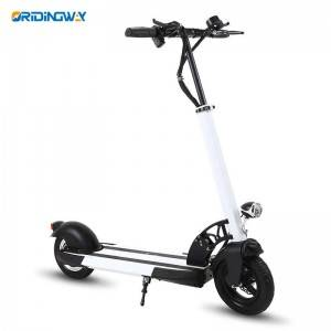 ORIDINGWAY 10inch fastest electric scooter for sales