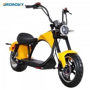 EEC approval big wheel scooter electric motorcycle ORIDINGWAY