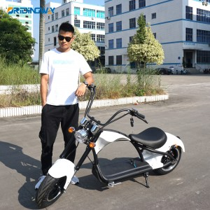 ORIDINGWAY super chopper coco electric scooter citycoco