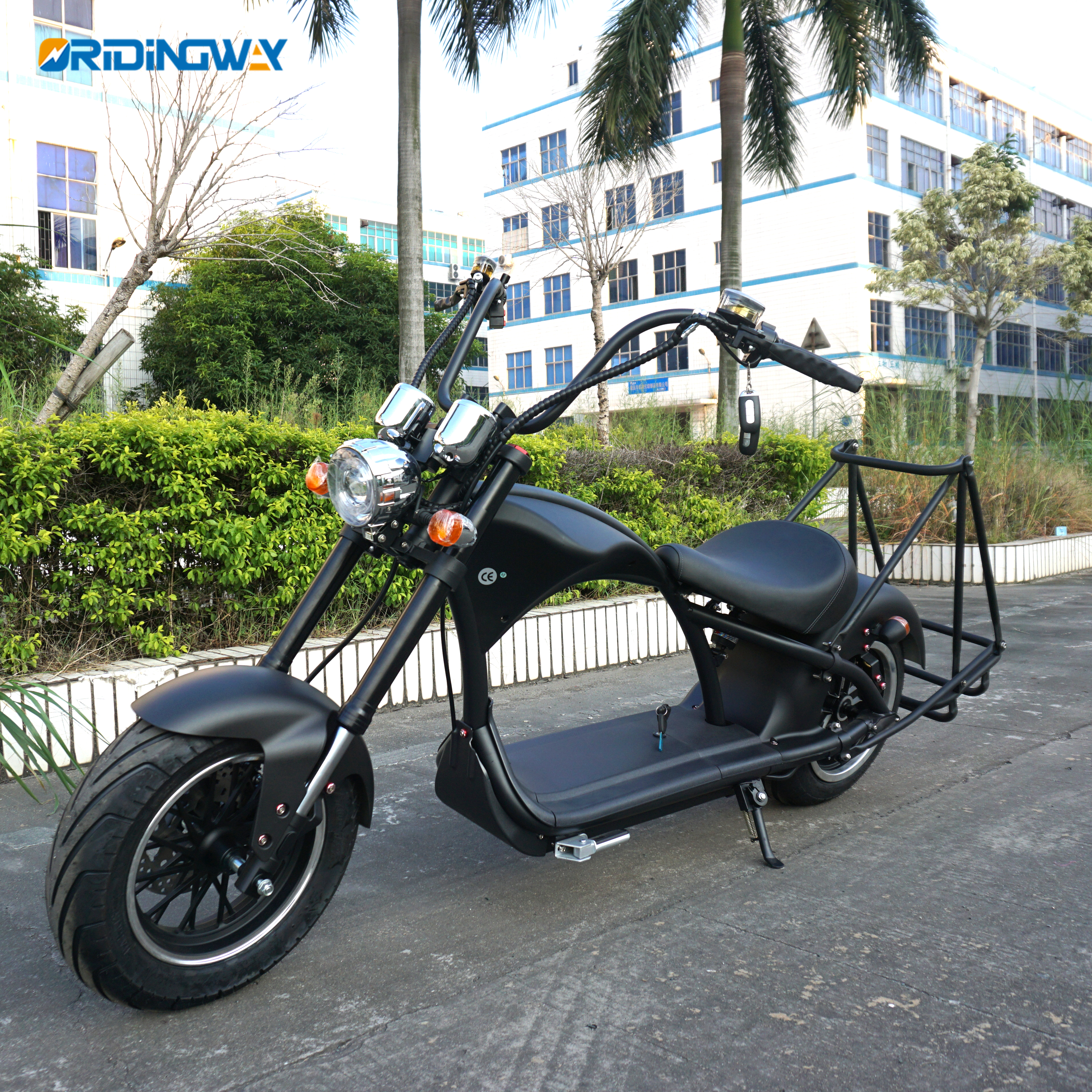 ORIDINGWAY electric citycoco chopper golf Featured Image