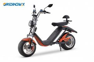 SE-7 DAYI  city coco electric scooter for sales