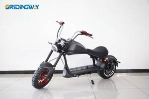 3000W fast speed chopper citycoco electric scooter