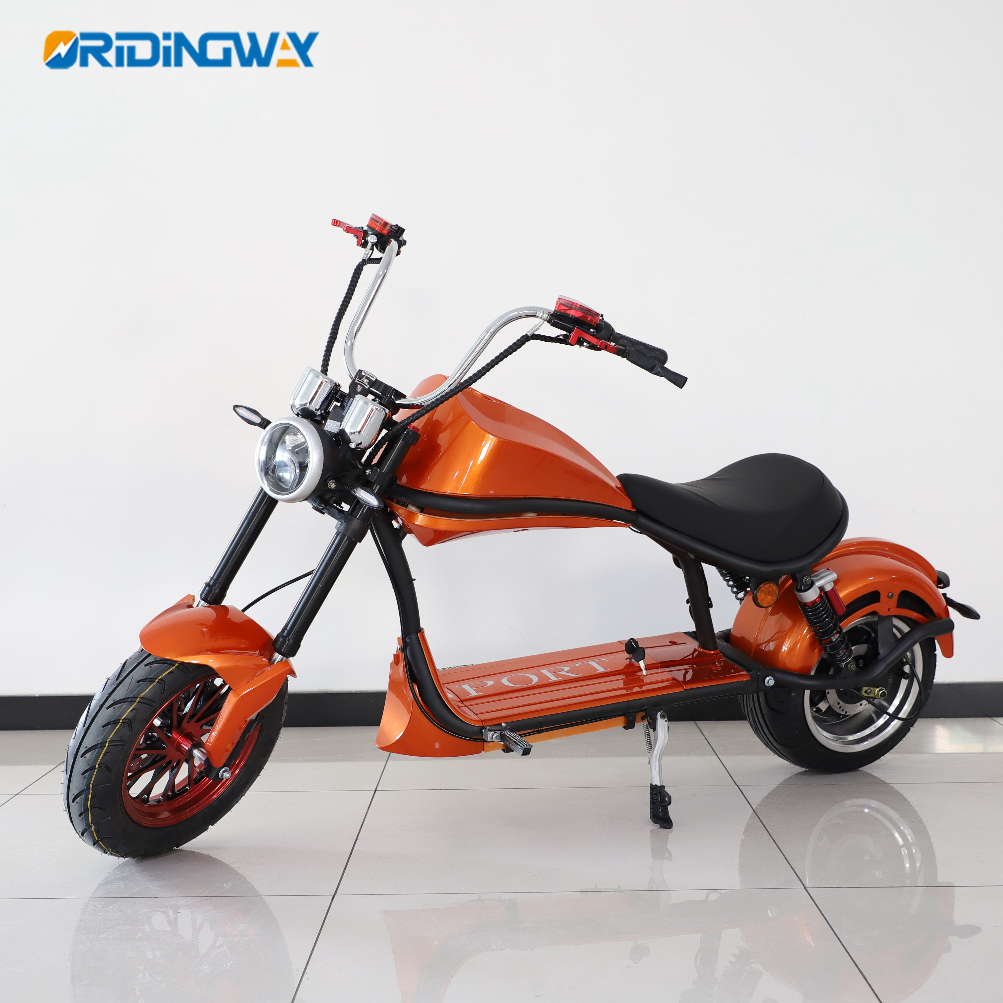 ORIDINGWAY Big wheel electric scooter citycoco super Featured Image