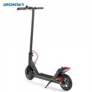 8 inch wheel folding electric scooter 350w motor