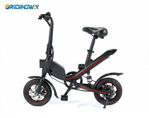 Folding uber power smart ebike scooter 2019