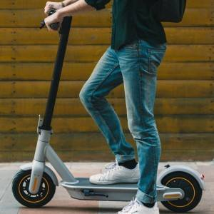 ORIDINGWAY fastest electric scooter 10inch
