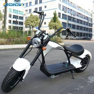 ORIDINGWAY Super EEC electric city coco scooter