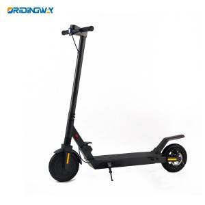 ORIDINGWAY 8.5 inch foldable kick electric scooter for sales