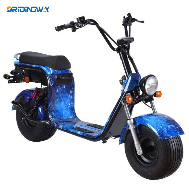 ORIDINGWAY super chopper EEC coco city scooter Featured Image