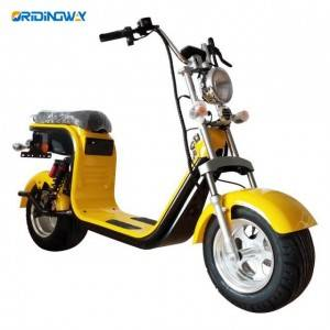ORIDINGWAY CITYCOCO 1500w E scooter with EEC