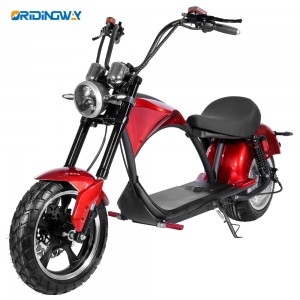 2000W chopper EEC citycoco electric scooter with removable battery SE-6