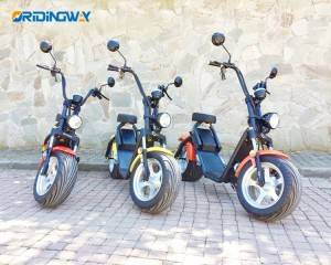 ORDINGWAY caigiees harley electrica scooter