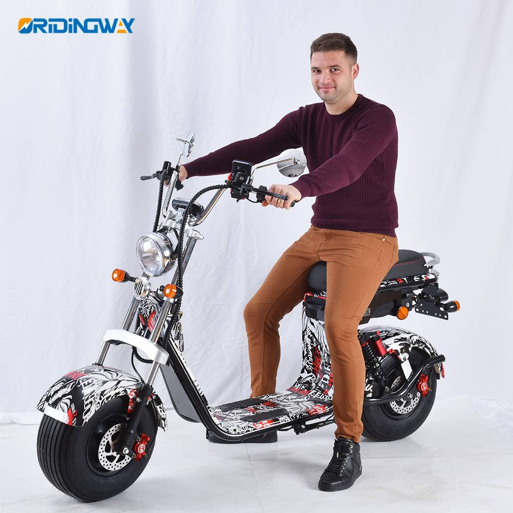 ORIDINGWAY CITYCOCO 1500w E scooter with EEC Featured Image