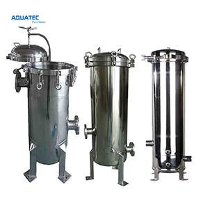 Quality High Cartridge Filter housings Produsen