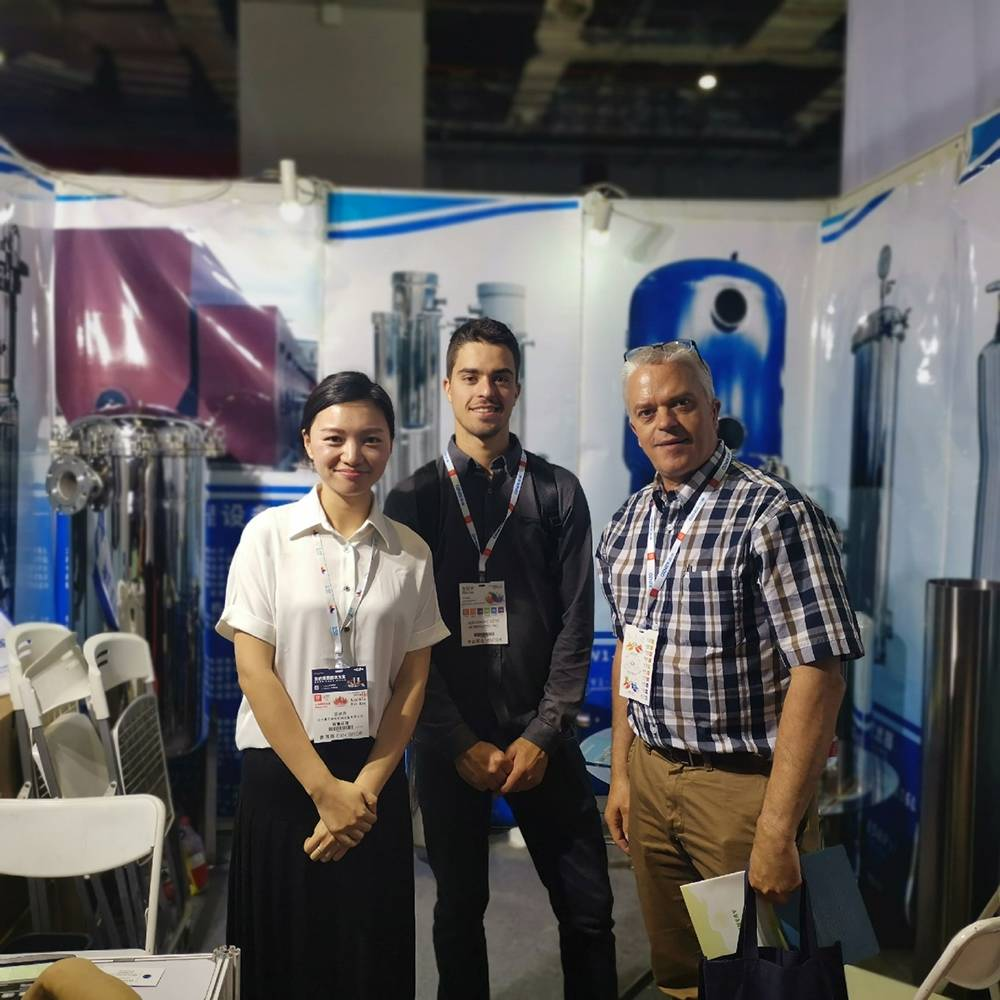 We Attend 2019 AQUATEC CHINA Exhibition