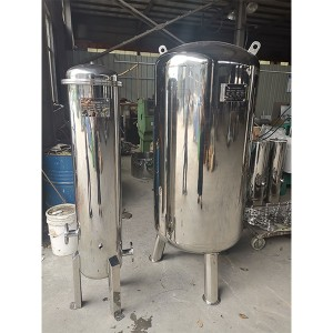 High Quality SS Lukmaya Tank manufacturer