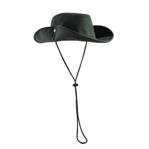 Black Cowboy Hat for men