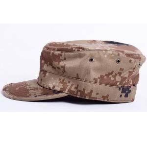 Forest Camouflage military cap for military training