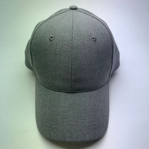 Good quality Factory Custom Eco Friendly Blank Cap Hat -