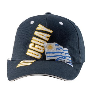 Top Quality Brushed Cotton Twill Joint Embroidery Sandwich Baseball Cap