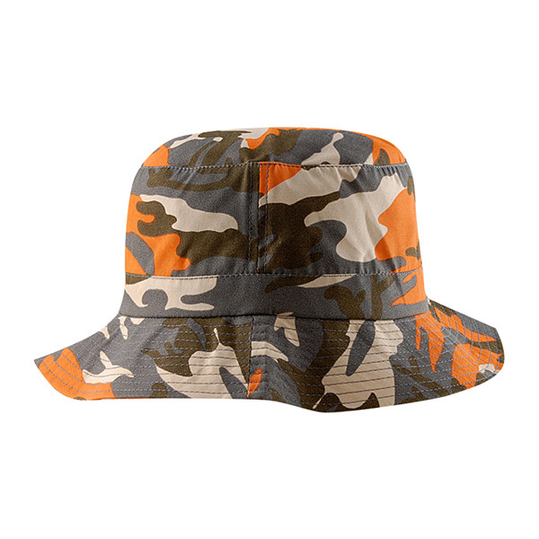 Wholesale 2019 Summer outdoor Men Women Camouflage Fisherman Cap Double-Sided Wear Bucket Hats For Recreational Mountaineering