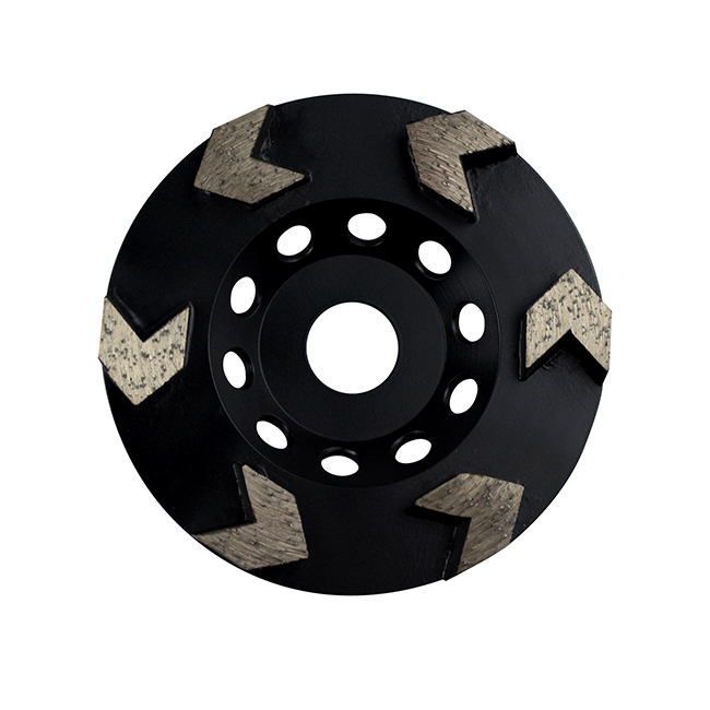 Diamond Cup Wheels (brazed) 8