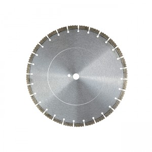 Hot New Products Granite Metal Grinding Pad - Laser Welded Diamond Saw Blades 1 – Osprey Tools