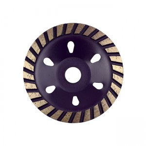 Diamond Cup Wheels (Sinterfilters) 2